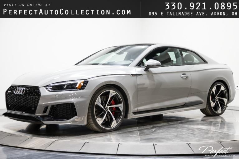 Used 2018 Audi RS 5 2.9T quattro for sale $63,495 at Perfect Auto Collection in Akron OH