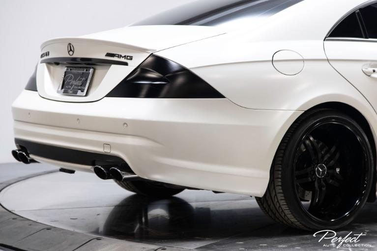 Used 2010 Mercedes Benz CLS CLS 63 AMG