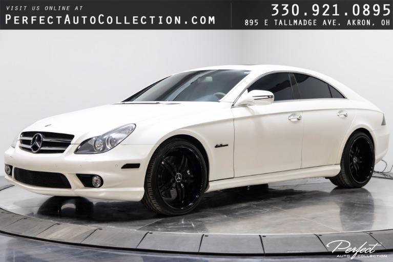 Used 2010 Mercedes-Benz CLS CLS 63 AMG for sale $35,995 at Perfect Auto Collection in Akron OH