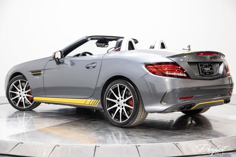 Used 2017 Mercedes Benz SLC AMG SLC 43