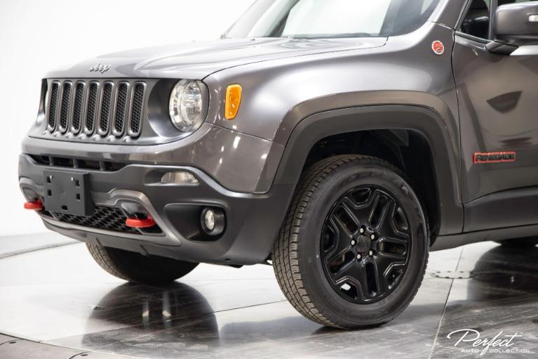 Used 2018 Jeep Renegade Trailhawk