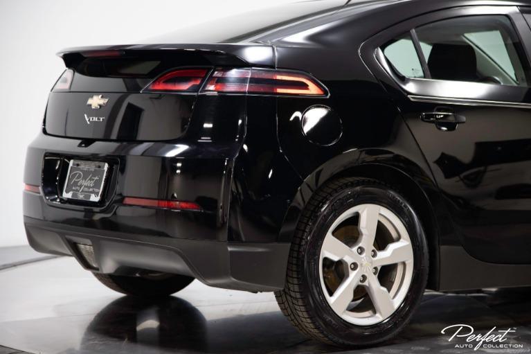 Used 2014 Chevrolet Volt