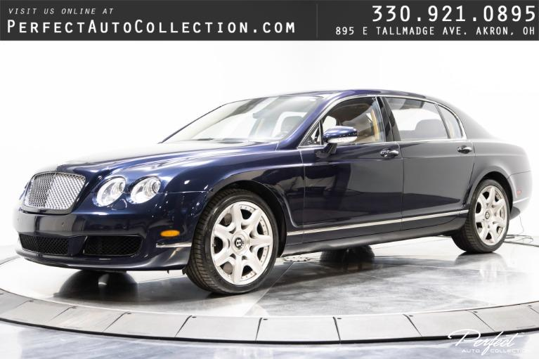 Used 2008 Bentley Continental Flying Spur Mulliner for sale $51,995 at Perfect Auto Collection in Akron OH