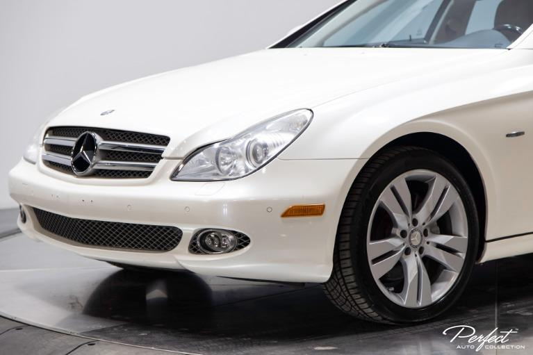 Used 2010 Mercedes Benz CLS CLS 550
