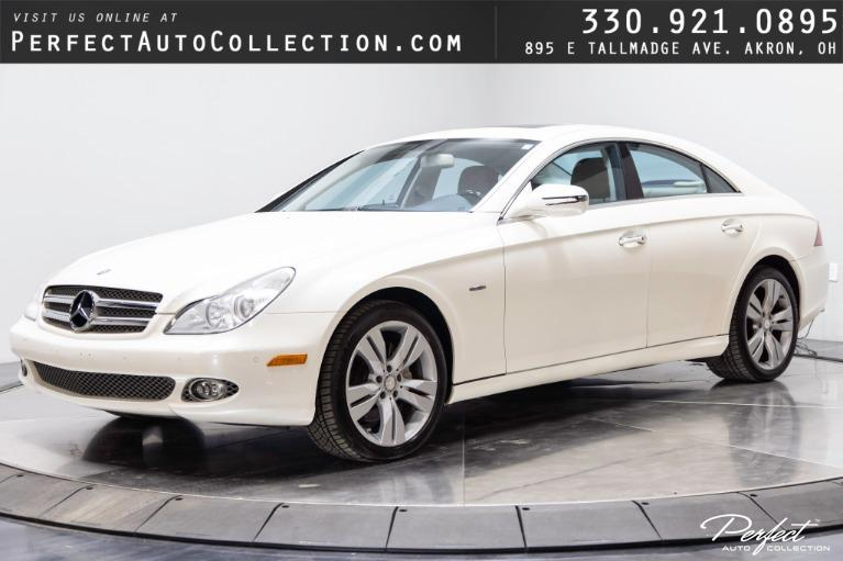 Used 2010 Mercedes-Benz CLS CLS 550 for sale $19,495 at Perfect Auto Collection in Akron OH