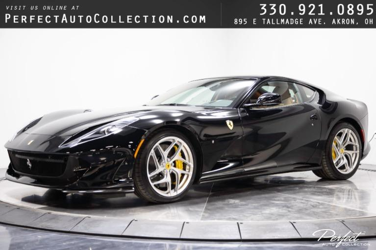 Used 2019 Ferrari 812 Superfast for sale $404,495 at Perfect Auto Collection in Akron OH