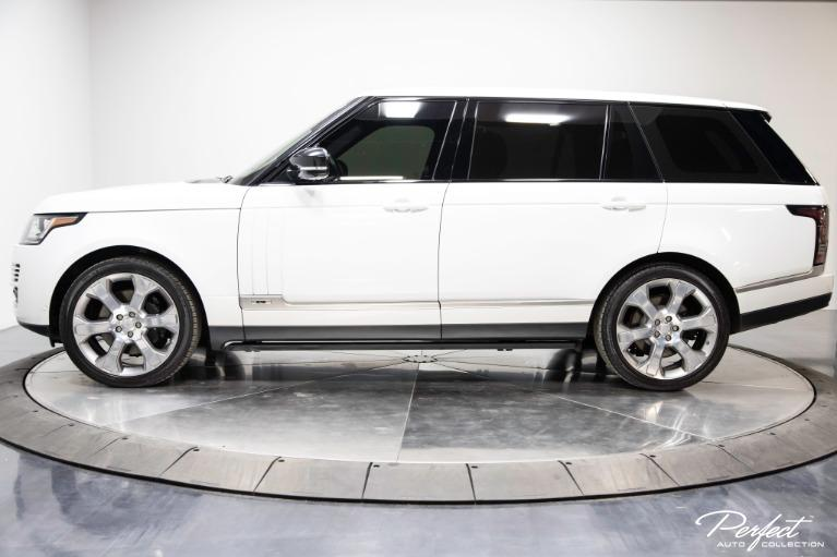Used 2014 Land Rover Range Rover Supercharged LWB
