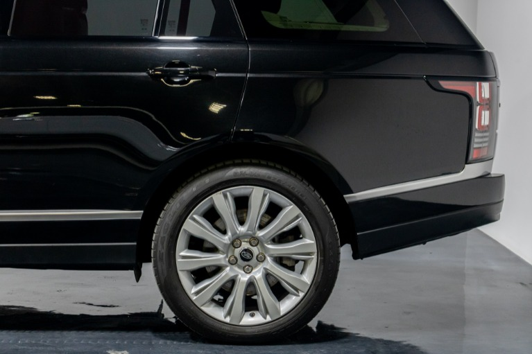 Used 2013 Land Rover Range Rover Supercharged
