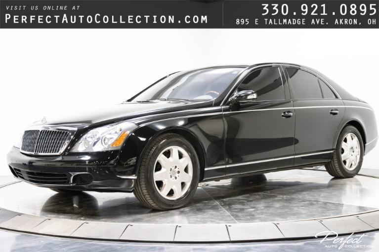 Used 2004 Maybach 57 for sale $79,995 at Perfect Auto Collection in Akron OH