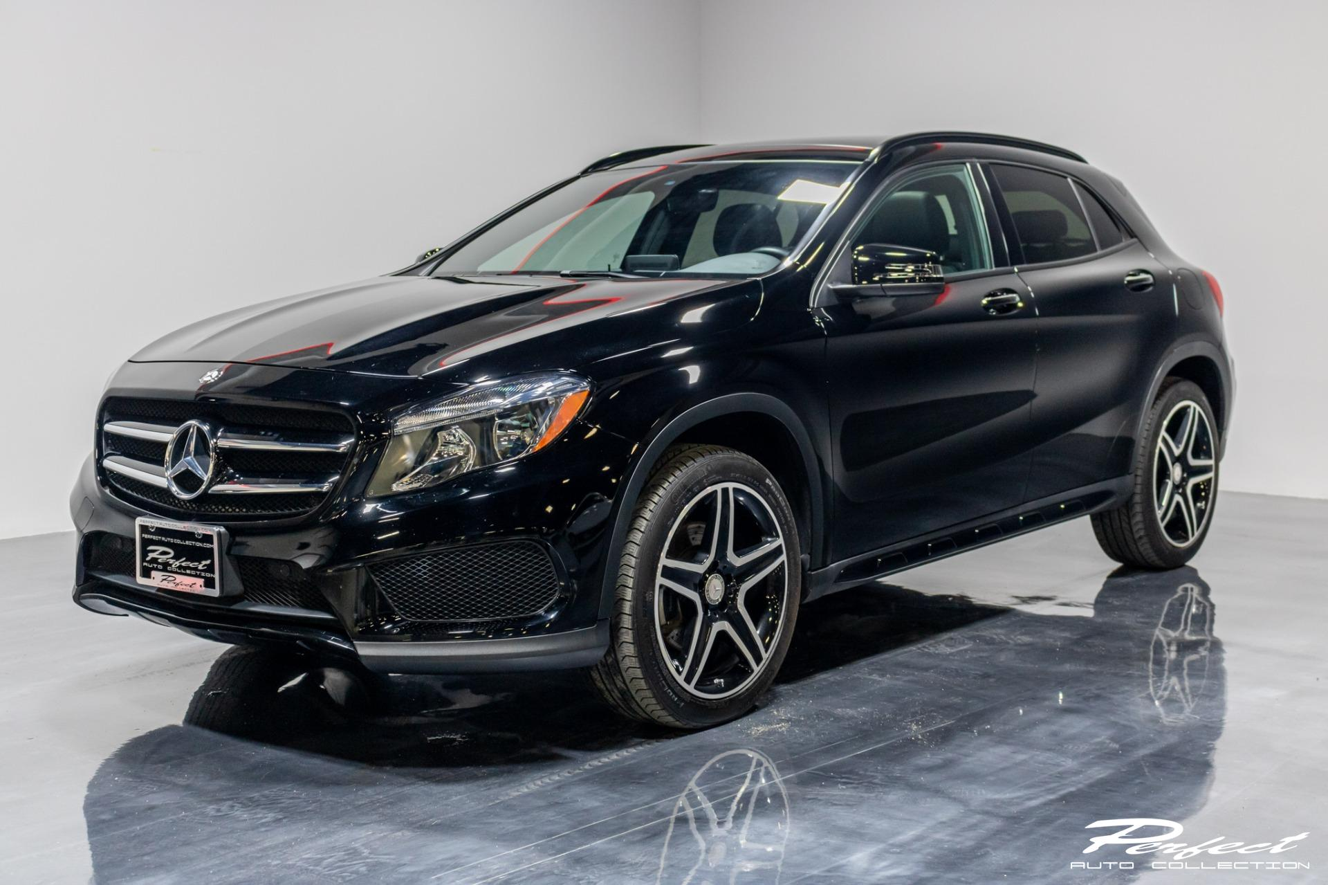 Used 2016 Mercedes-Benz GLA GLA 250 4MATIC for sale $22,493 at Perfect Auto Collection in Akron OH 44310 1