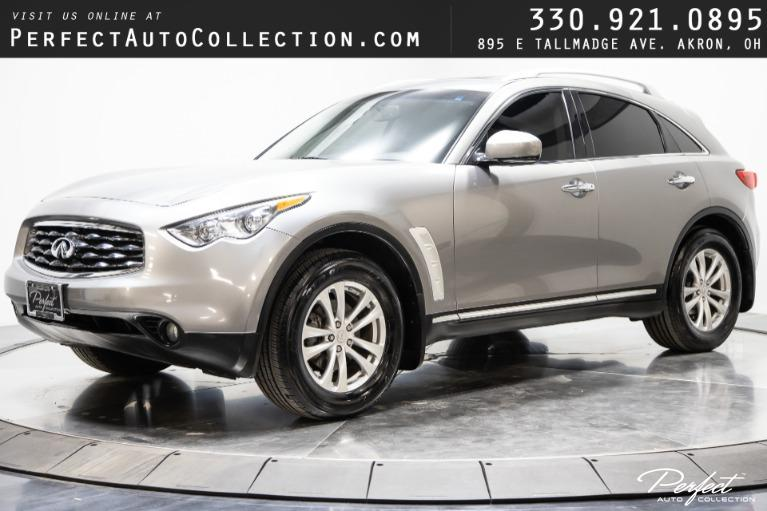 Used 2010 INFINITI FX35 for sale $16,995 at Perfect Auto Collection in Akron OH