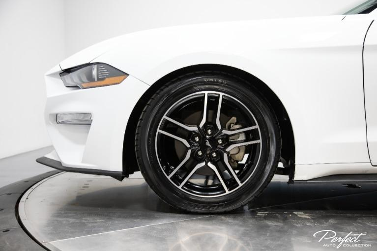 Used 2019 Ford Mustang EcoBoost Premium