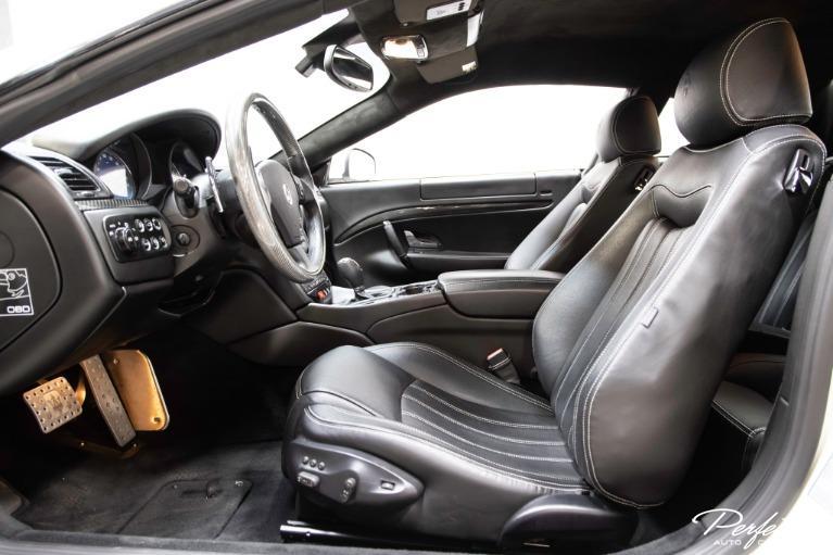 Used 2011 Maserati GranTurismo S Automatic
