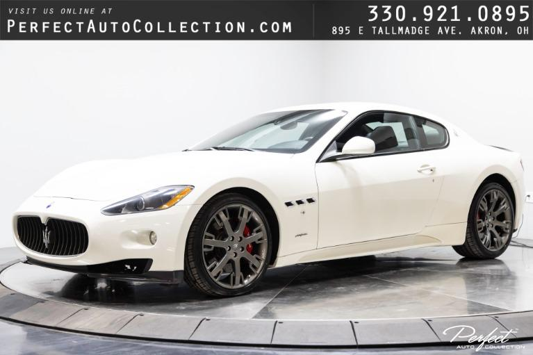 Used 2011 Maserati GranTurismo S Automatic for sale $42,495 at Perfect Auto Collection in Akron OH