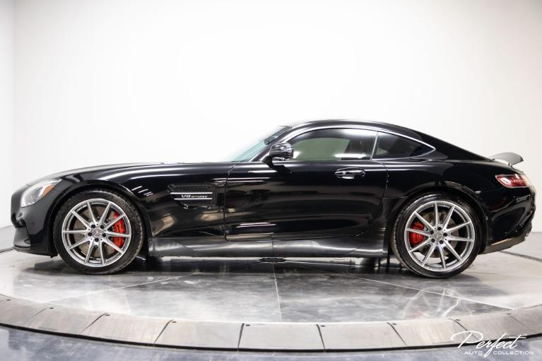 Used 2017 Mercedes Benz AMG GT S