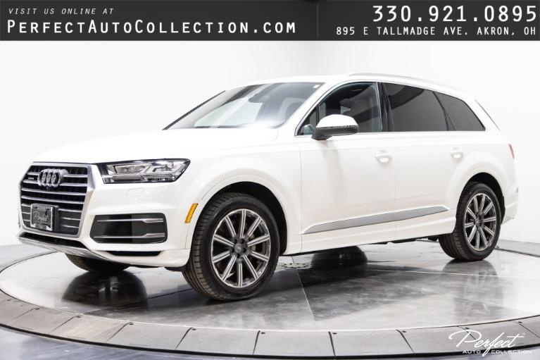 Used 2017 Audi Q7 3.0T quattro Prestige for sale $41,995 at Perfect Auto Collection in Akron OH