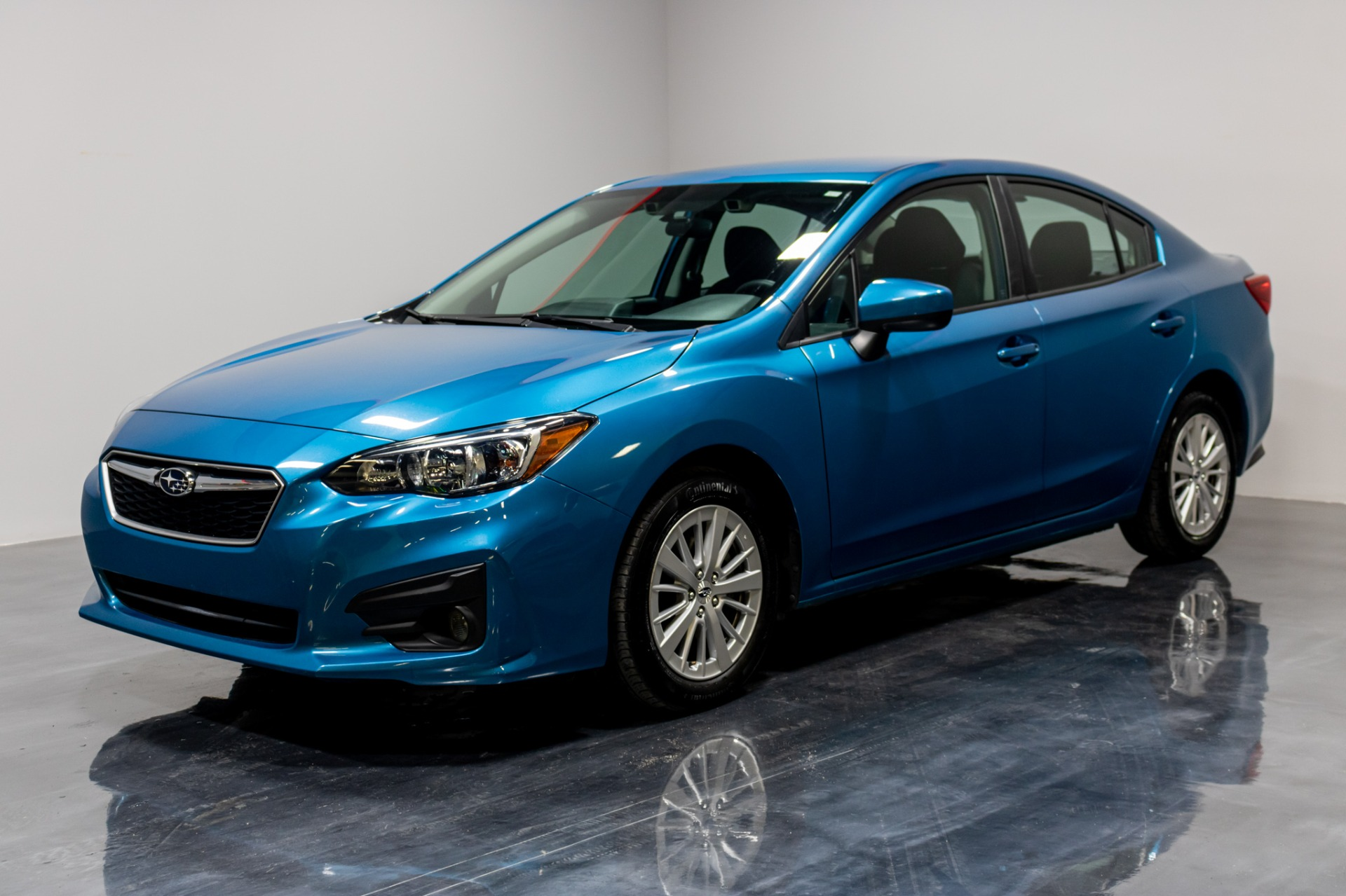 Used 2018 Subaru Impreza Premium for sale Sold at Perfect Auto Collection in Akron OH 44310 1