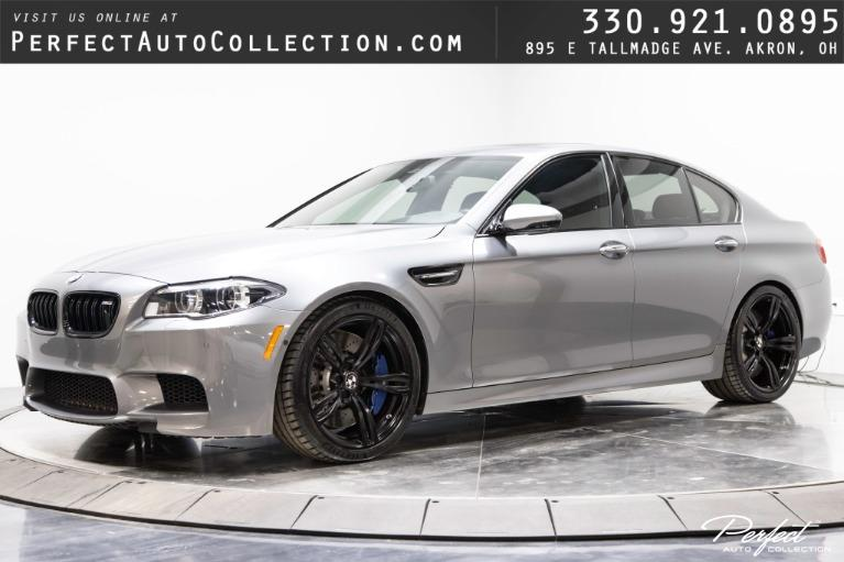 Used 2014 BMW M5 COMPETITION for sale $53,995 at Perfect Auto Collection in Akron OH