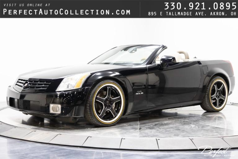 Used 2004 Cadillac XLR for sale $24,995 at Perfect Auto Collection in Akron OH