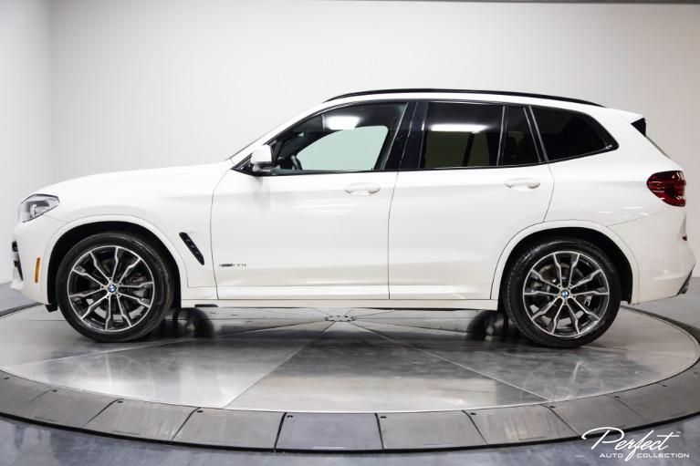 Used 2018 BMW X3 xDrive30i M Sport