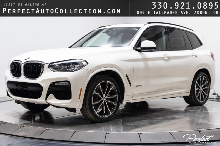 Used 2018 BMW X3 xDrive30i M Sport for sale $35,795 at Perfect Auto Collection in Akron OH