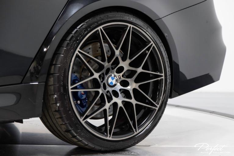 Used 2018 BMW M3 COMPETITION