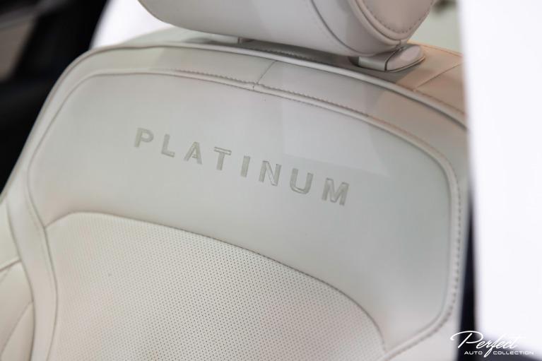 Used 2016 Ford Explorer Platinum