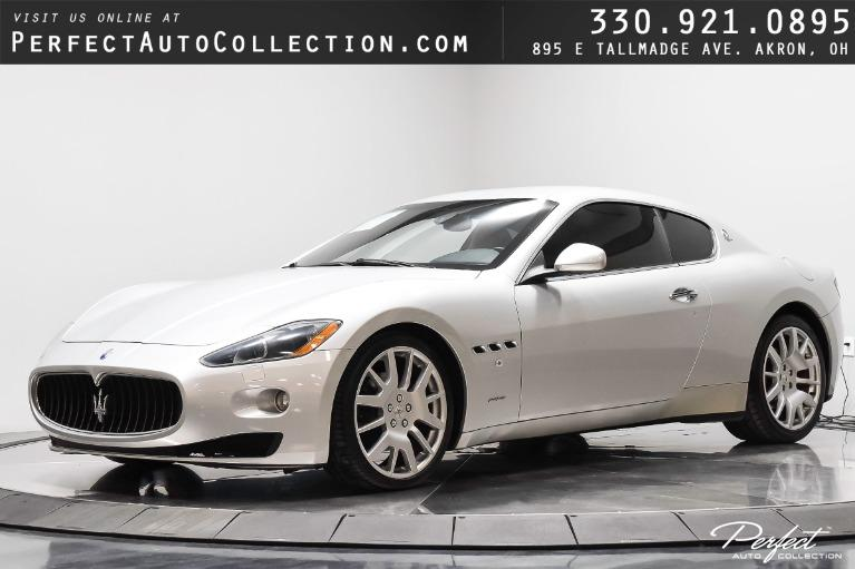 Used 2008 Maserati GranTurismo for sale $31,995 at Perfect Auto Collection in Akron OH