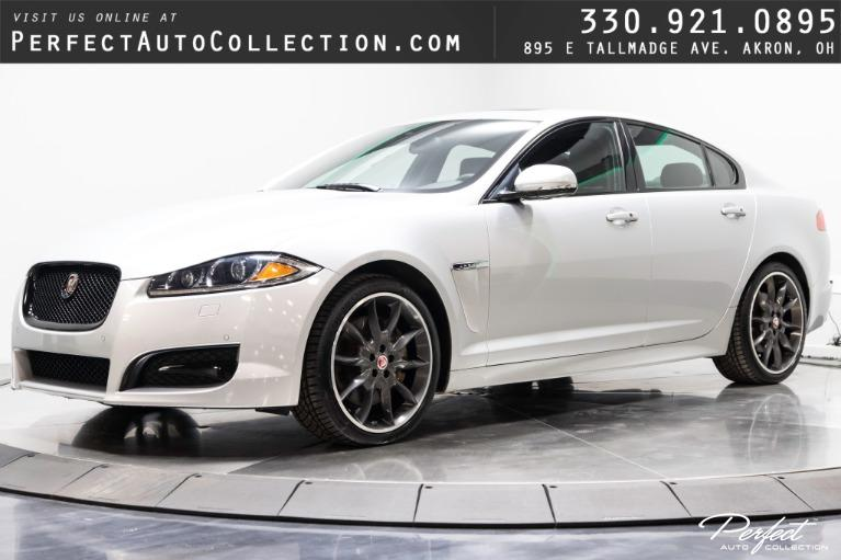 Used 2015 Jaguar XF 3.0 Sport for sale $27,995 at Perfect Auto Collection in Akron OH