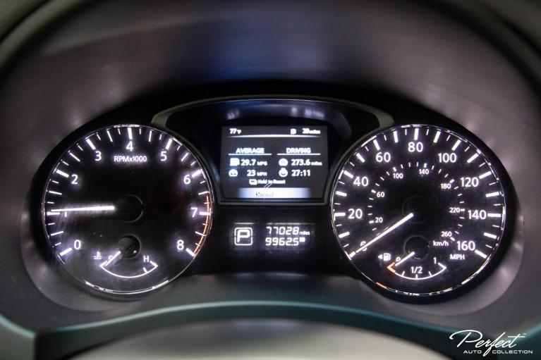Used 2015 Nissan Altima 25 S