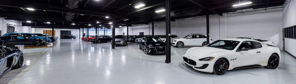Perfect Auto Collection Garage